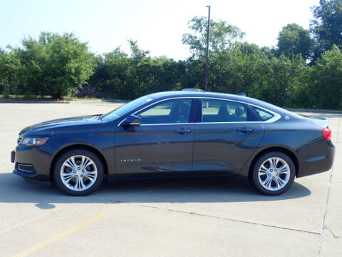 2014 Chevrolet Impala for sale at LANDMARK OF TAYLORVILLE in Taylorville IL