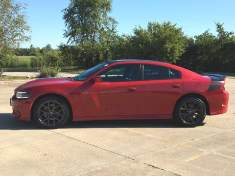 2017 Dodge Charger for sale at LANDMARK OF TAYLORVILLE in Taylorville IL