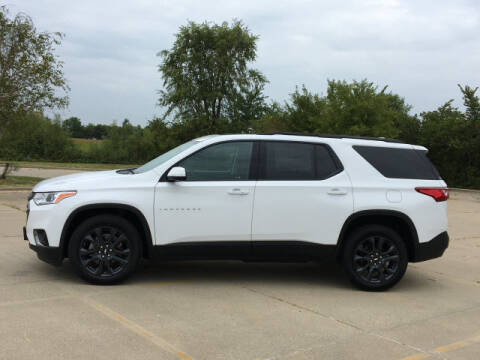 2020 Chevrolet Traverse for sale at LANDMARK OF TAYLORVILLE in Taylorville IL
