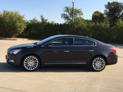 2015 Buick LaCrosse for sale at LANDMARK OF TAYLORVILLE in Taylorville IL