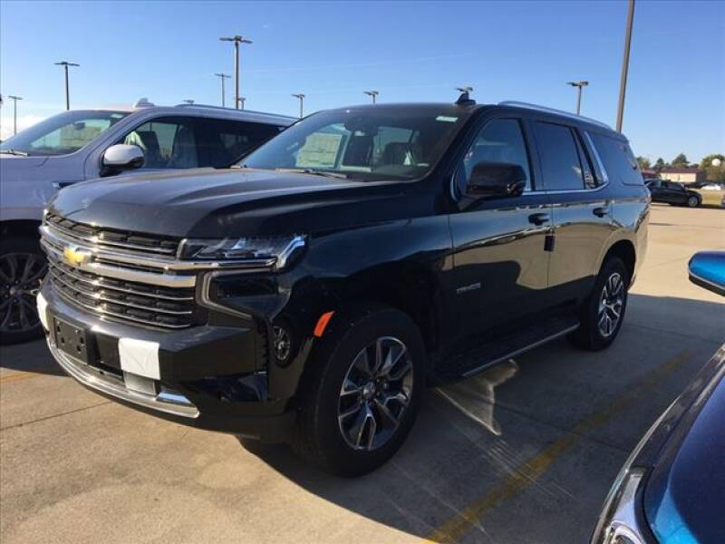 2021 Chevrolet Tahoe for sale at LANDMARK OF TAYLORVILLE in Taylorville IL