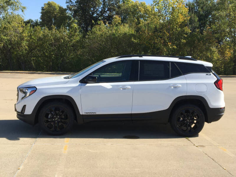 2020 GMC Terrain for sale at LANDMARK OF TAYLORVILLE in Taylorville IL