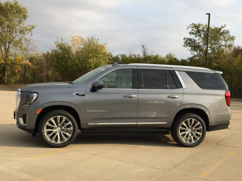 2021 GMC Yukon for sale at LANDMARK OF TAYLORVILLE in Taylorville IL