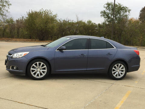 2014 Chevrolet Malibu for sale at LANDMARK OF TAYLORVILLE in Taylorville IL