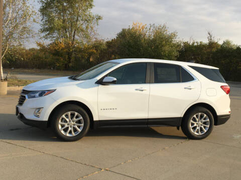 2021 Chevrolet Equinox for sale at LANDMARK OF TAYLORVILLE in Taylorville IL