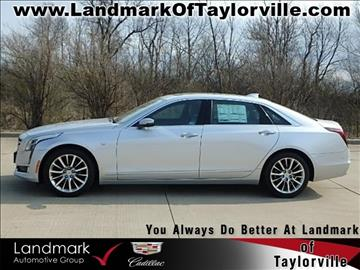2017 Cadillac CT6 for sale in Taylorville, IL