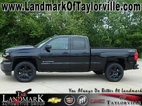 2017 Chevrolet Silverado 1500 for sale in Taylorville, IL