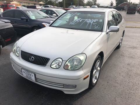 2004 Lexus GS 300 for sale in Nashville, TN