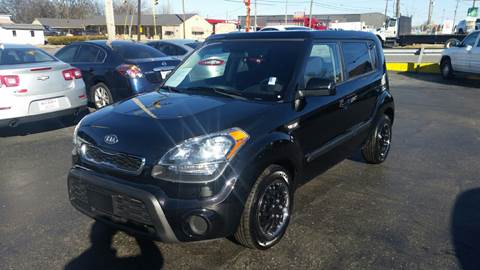2012 Kia Soul for sale at Rucker's Auto Sales Inc. in Nashville TN