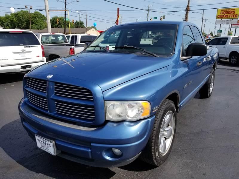 2003 Dodge Ram Pickup 1500 for sale at Rucker's Auto Sales Inc. in Nashville TN