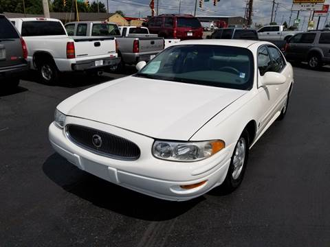 2001 Buick LeSabre for sale at Rucker's Auto Sales Inc. in Nashville TN