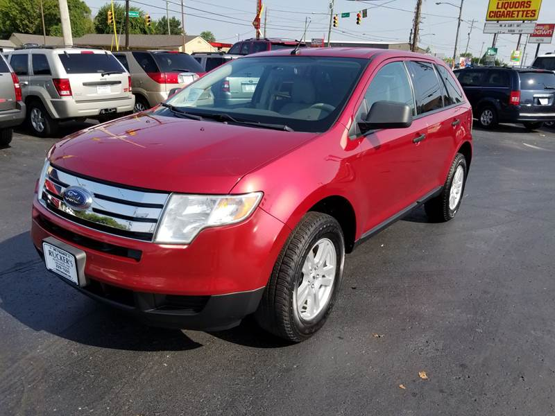 Ford Edge For Sale At Ruckers Auto Sales Inc In Nashville Tn
