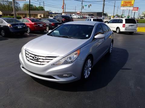 2011 Hyundai Sonata for sale at Rucker's Auto Sales Inc. in Nashville TN