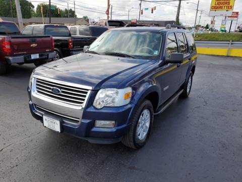 2007 Ford Explorer for sale at Rucker's Auto Sales Inc. in Nashville TN