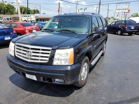 2005 Cadillac Escalade for sale at Rucker's Auto Sales Inc. in Nashville TN