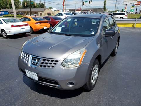2008 Nissan Rogue for sale at Rucker's Auto Sales Inc. in Nashville TN