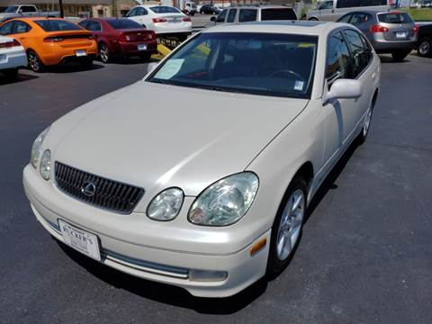 2004 Lexus GS 300 for sale at Rucker's Auto Sales Inc. in Nashville TN