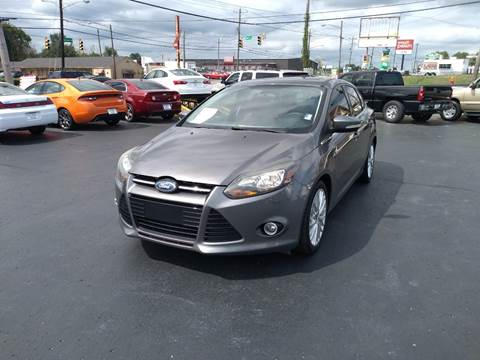 2013 Ford Focus for sale at Rucker's Auto Sales Inc. in Nashville TN