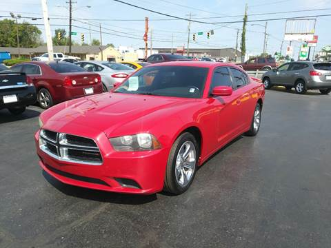 2013 Dodge Charger for sale at Rucker's Auto Sales Inc. in Nashville TN