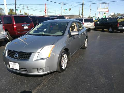 2008 Nissan Sentra for sale at Rucker's Auto Sales Inc. in Nashville TN