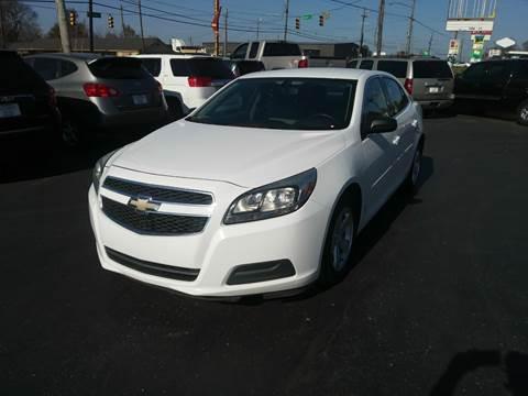 2013 Chevrolet Malibu for sale at Rucker's Auto Sales Inc. in Nashville TN