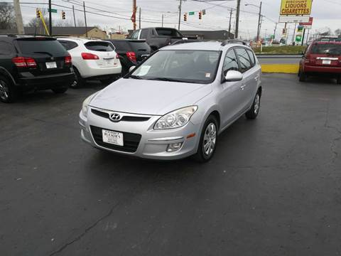 2010 Hyundai Elantra Touring for sale at Rucker's Auto Sales Inc. in Nashville TN