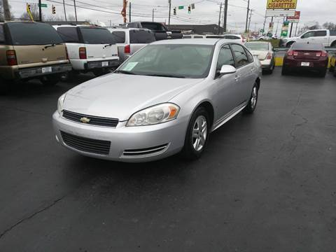 2010 Chevrolet Impala for sale at Rucker's Auto Sales Inc. in Nashville TN