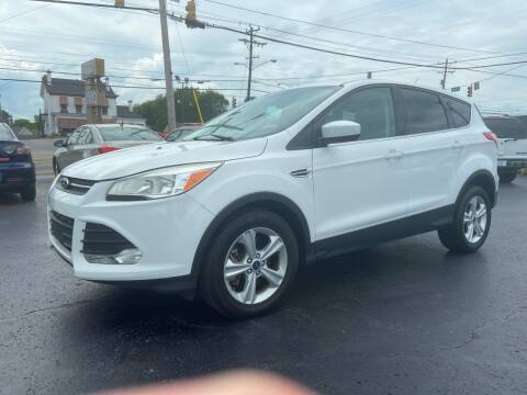 2014 Ford Escape for sale at Rucker's Auto Sales Inc. in Nashville TN