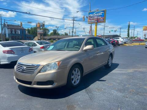2008 Toyota Avalon for sale at Rucker's Auto Sales Inc. in Nashville TN
