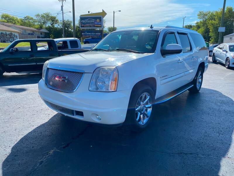 2008 GMC Yukon XL for sale at Rucker's Auto Sales Inc. in Nashville TN