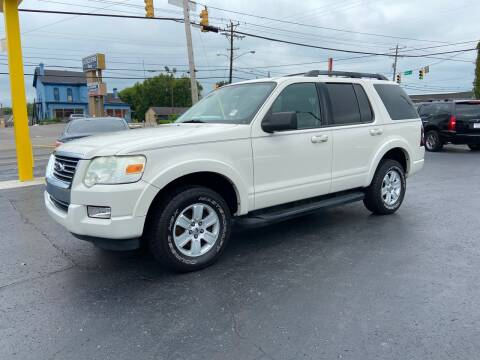 2010 Ford Explorer for sale at Rucker's Auto Sales Inc. in Nashville TN