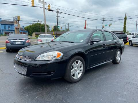 2014 Chevrolet Impala Limited for sale at Rucker's Auto Sales Inc. in Nashville TN