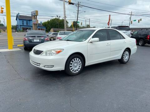 2003 Toyota Camry for sale at Rucker's Auto Sales Inc. in Nashville TN
