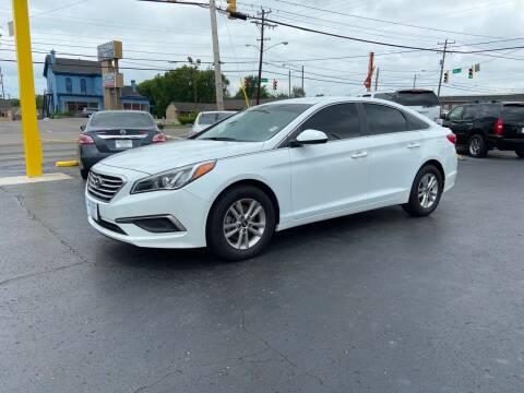 2016 Hyundai Sonata for sale at Rucker's Auto Sales Inc. in Nashville TN