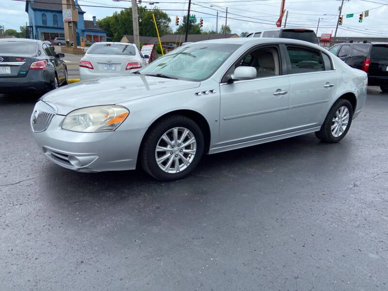 2010 Buick Lucerne for sale at Rucker's Auto Sales Inc. in Nashville TN