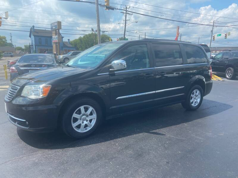 2012 Chrysler Town and Country for sale at Rucker's Auto Sales Inc. in Nashville TN
