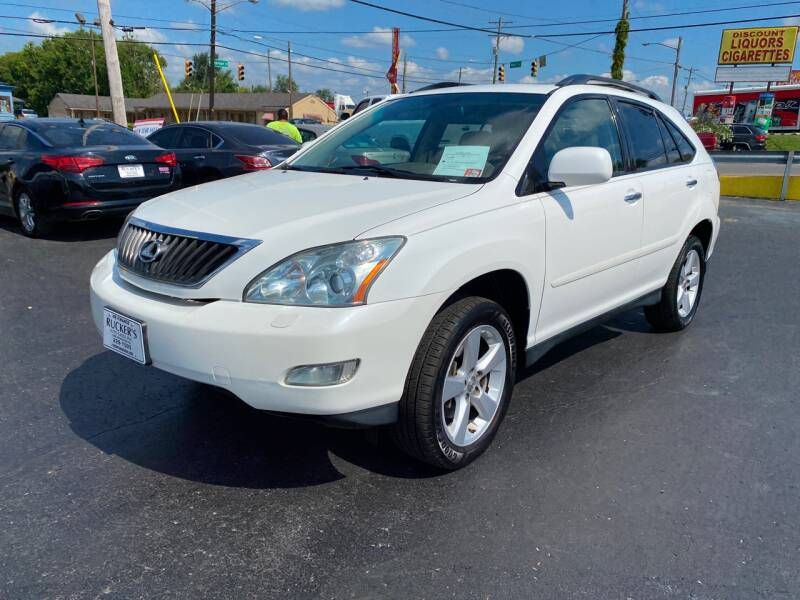 2008 Lexus RX 350 for sale at Rucker's Auto Sales Inc. in Nashville TN
