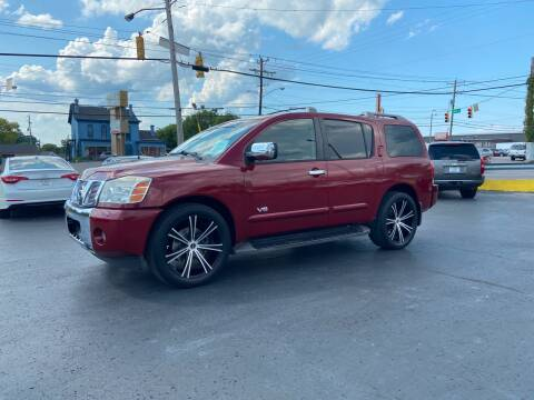 2007 Nissan Armada for sale at Rucker's Auto Sales Inc. in Nashville TN