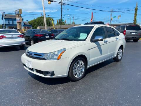 2010 Ford Focus for sale at Rucker's Auto Sales Inc. in Nashville TN