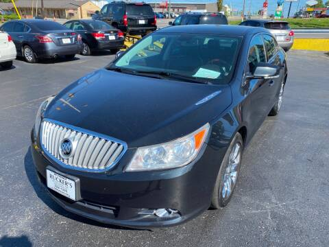 2010 Buick LaCrosse for sale at Rucker's Auto Sales Inc. in Nashville TN