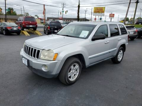 2007 Jeep Grand Cherokee for sale at Rucker's Auto Sales Inc. in Nashville TN
