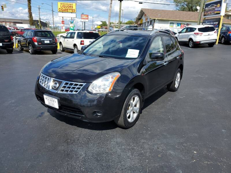 2010 Nissan Rogue for sale at Rucker's Auto Sales Inc. in Nashville TN