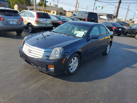 2007 Cadillac CTS for sale at Rucker's Auto Sales Inc. in Nashville TN