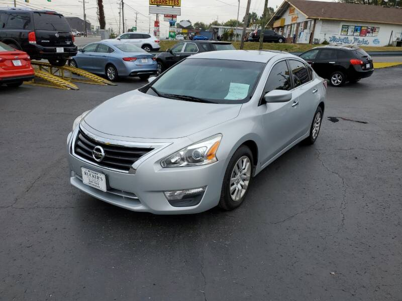2013 Nissan Altima for sale at Rucker's Auto Sales Inc. in Nashville TN