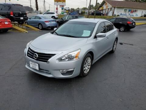 2013 Nissan Altima for sale at Rucker's Auto Sales Inc. in Nashville TN