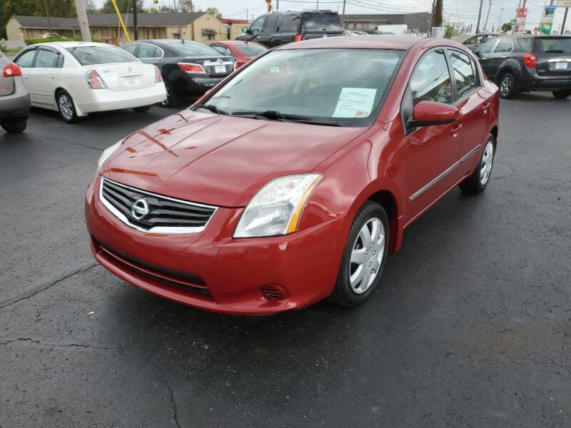 2011 Nissan Sentra for sale at Rucker's Auto Sales Inc. in Nashville TN