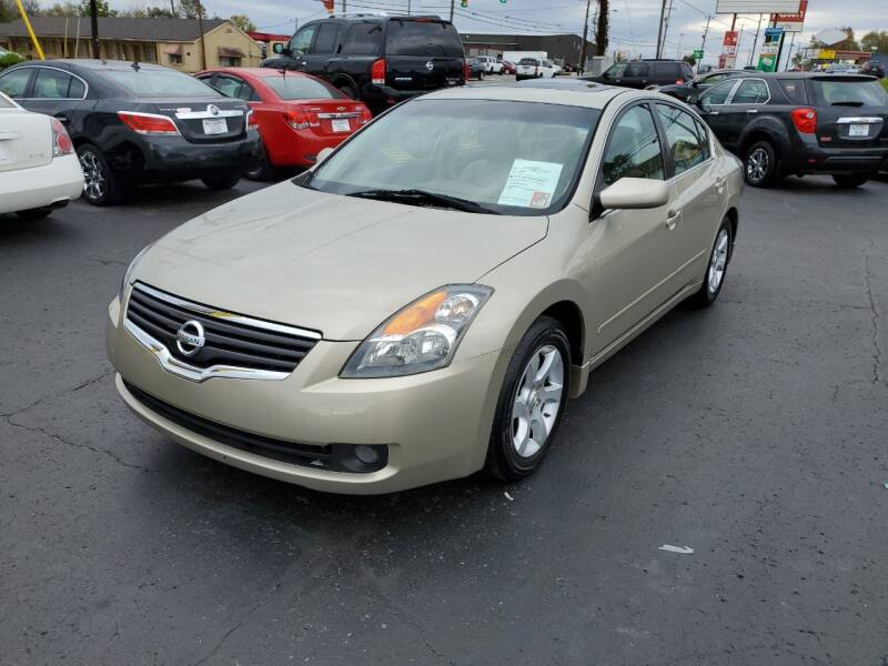 2009 Nissan Altima for sale at Rucker's Auto Sales Inc. in Nashville TN