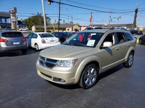 2010 Dodge Journey for sale at Rucker's Auto Sales Inc. in Nashville TN