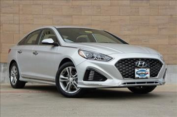 2018 Hyundai Sonata for sale in Mckinney, TX