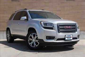 2014 GMC Acadia for sale in Mckinney, TX